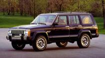 02/2021, AMC Jeep Cherokee XJ