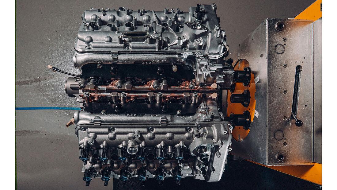02/2021, Bentley Mulliner Bacalar W12-Motor