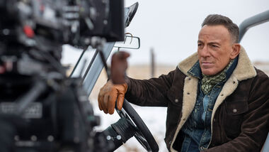02/2021, Bruce Springsteen Jeep Werbespot The Middle