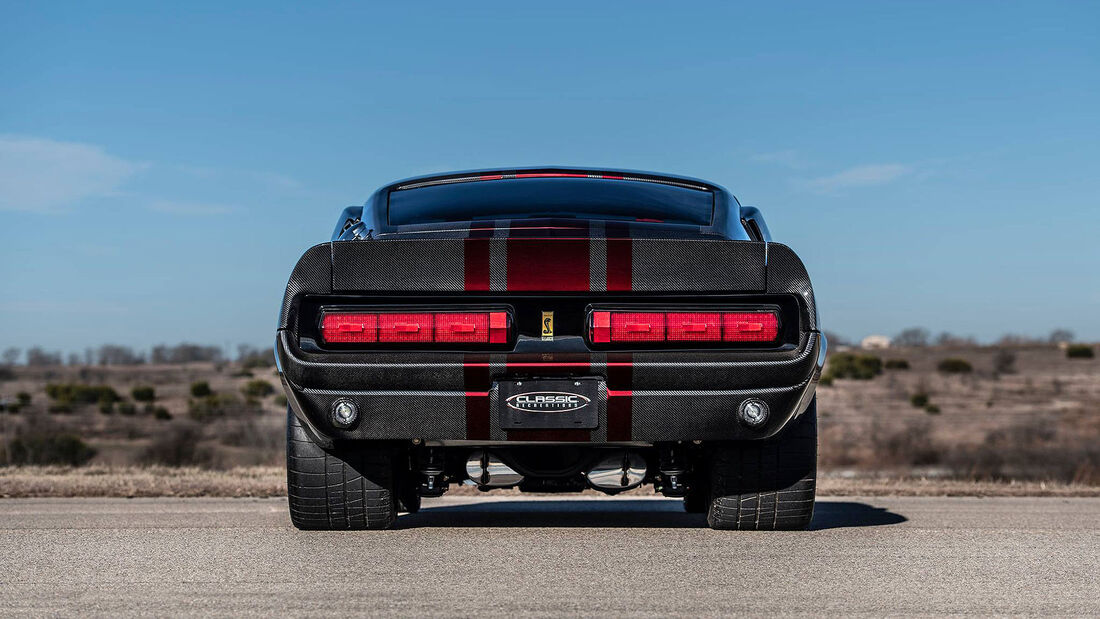 02/2021, Classic Recreations Shelby GT500CR Carbon Edition