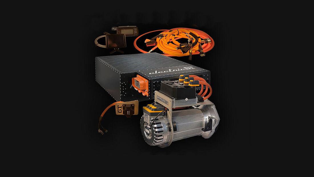 02/2021, Electric Crate Engine eGT173 von Electric GT