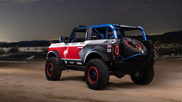 02/2021_Ford _Bronco_4600_Racing_Vehicle