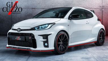 02/2021, Giacuzzo Toyota GR Yaris