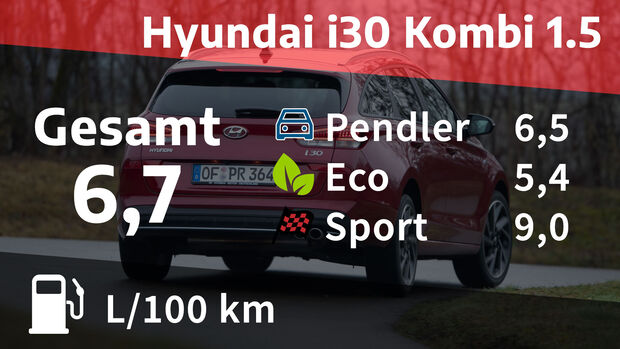 02/2021, Hyundai i30 Kombi 1.5 T-GDI N Line