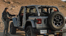 02/2021, Jeep Wrangler 4xe Plug-in-Hybrid Super Bowl 2021 Werbespot