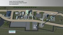 02/2021, Porsche Siemens E Fuel Pilotanlage Chile