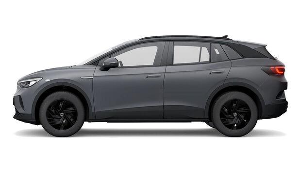 02/2021, VW ID.4 Pure Basismodell