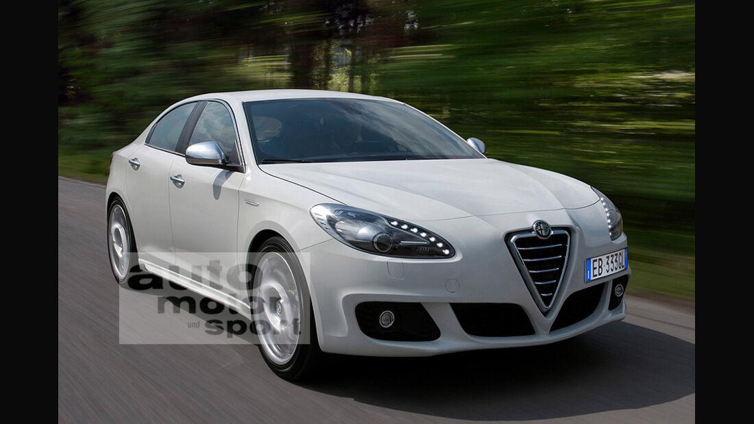 03/11 Alfa Romeo Giulia