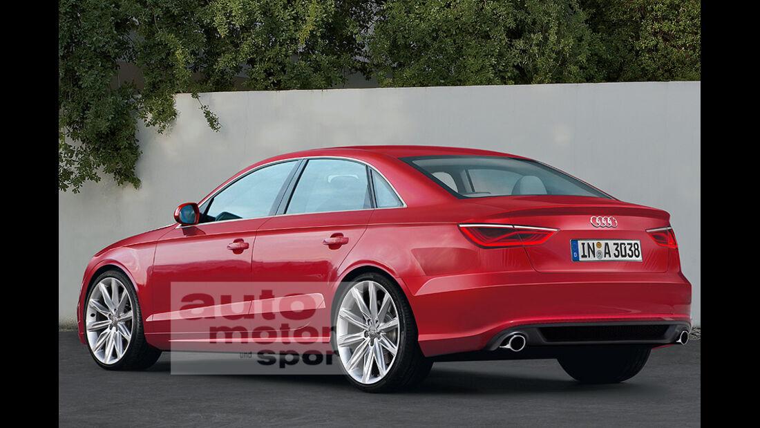 03/11 Audi A3 Stufenheck