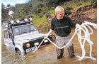 03/11 Auto-Biografie Christian Bangemann, Land Rover Defender