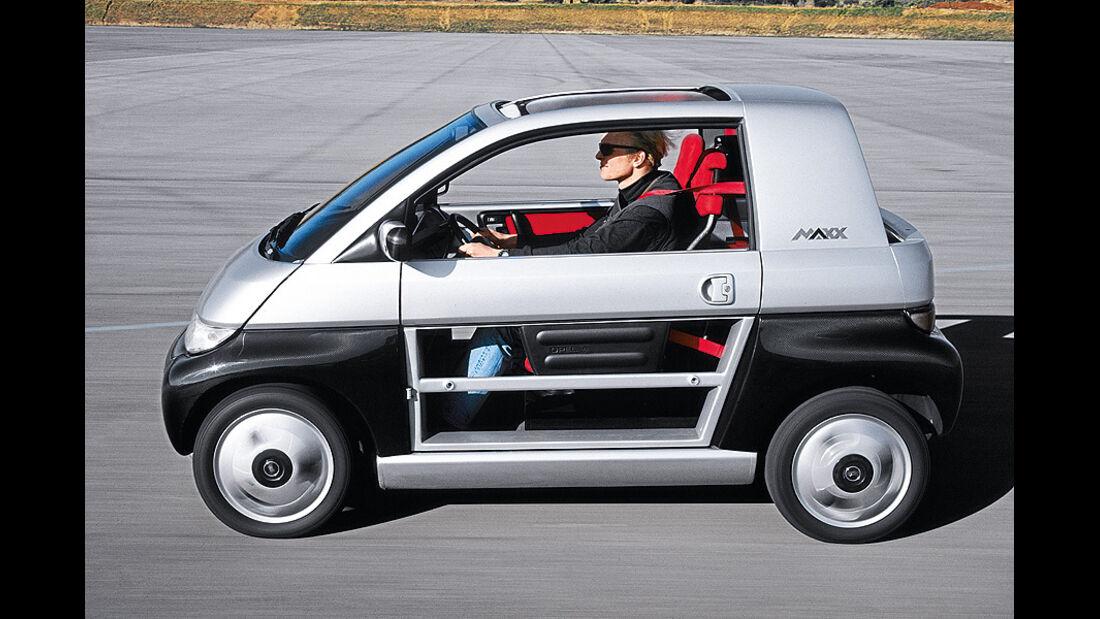03/11 Auto-Biografie Christian Bangemann, Opel Maxx