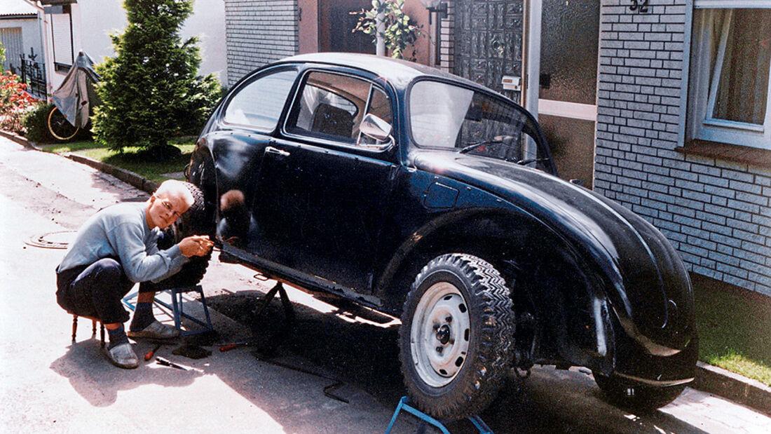 03/11 Auto-Biografie Christian Bangemann, VW Käfer