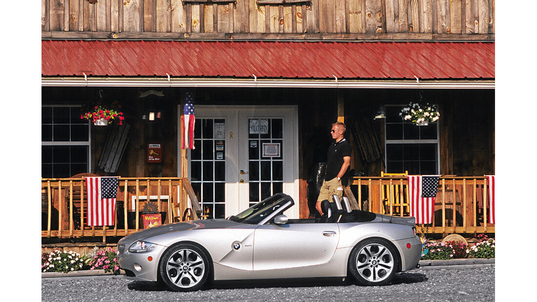03/11 Auto-Biografie Jens Katemann, BMW Z4