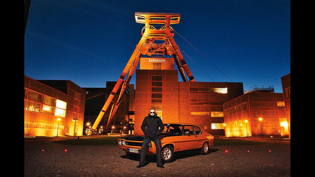 03/11 Auto-Biografie Jens Katemann, Ford Capri RS 2600