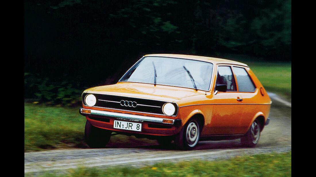 03/11 Auto-Biografie, Werner Schruf, Audi 50