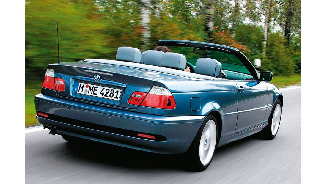 03/11 Auto-Biografie, Werner Schruf, BMW 3er Cabrio
