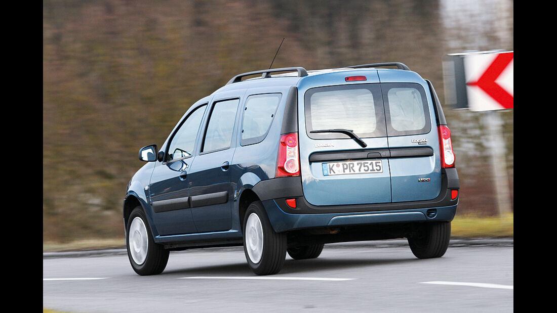 03/11 Auto-Biografie, Werner Schruf, Dacia Logan