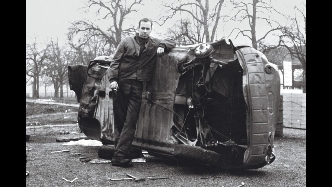 03/11 Auto-Biografie, Werner Schruf, NSU TT