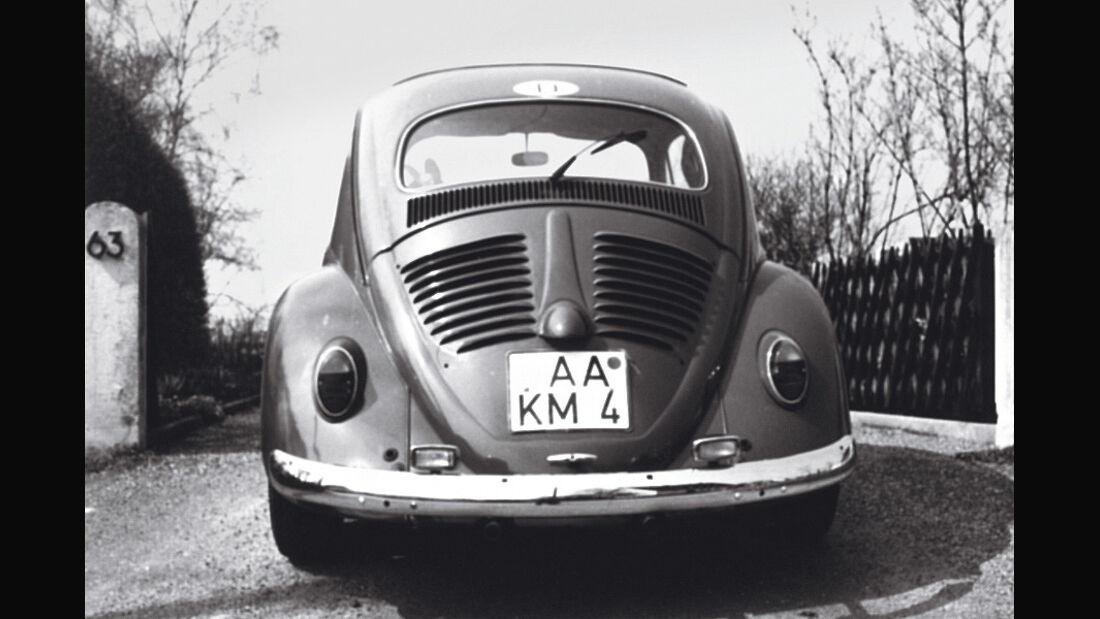 03/11 Auto-Biografie, Werner Schruf, VW Käfer