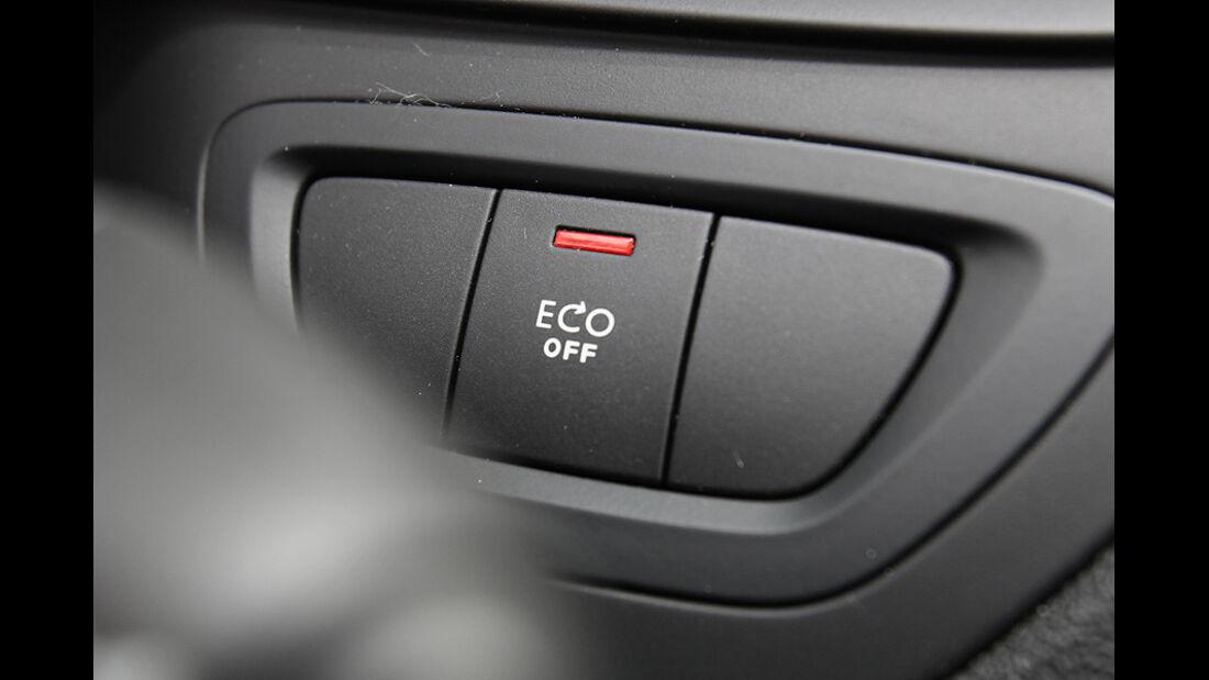 03/11 Citroen C5 Tourer E-HDi 110 Airdream, Schalter Start-Stopp-System