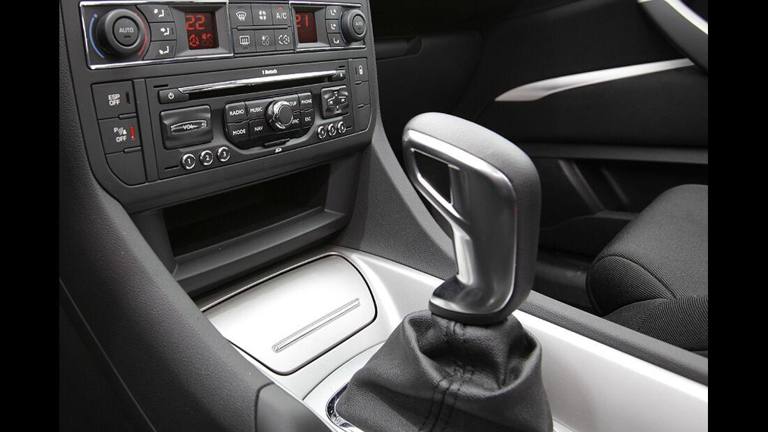 03/11 Citroen C5 Tourer E-HDi 110 Airdream, Schalthebel