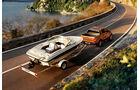 03/11 Ford Ranger Wildtrak, Genf, Gespann, Anhänger, Zugfahrzeug