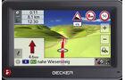03/11 Navigationssystem, Becker Avtice 43 Transit