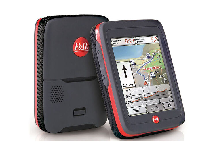 03/11 Navigationssystem, Falk IBEX30