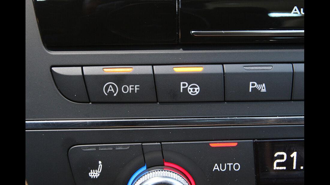 03/11 aumospo 07/2011 Audi A7 3.0 TFSI Quattro, Start-Stopp-System