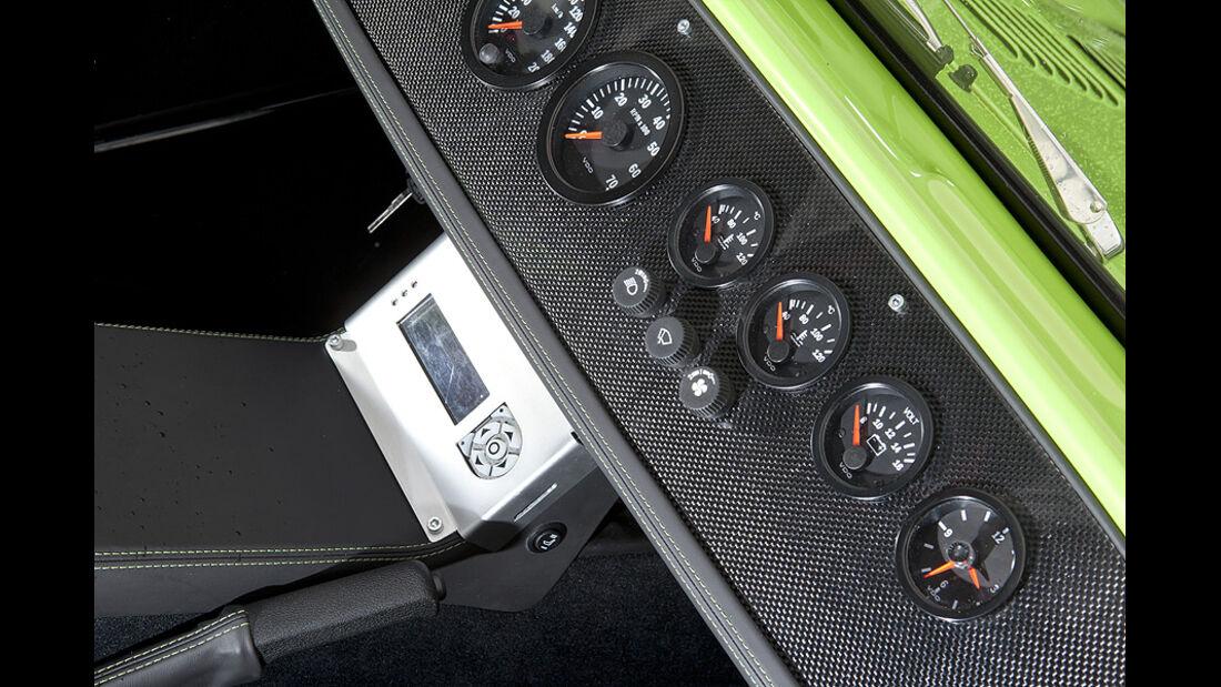 03/11 aumospo 07/2011 Irmscher 7 Selctra, Cockpit