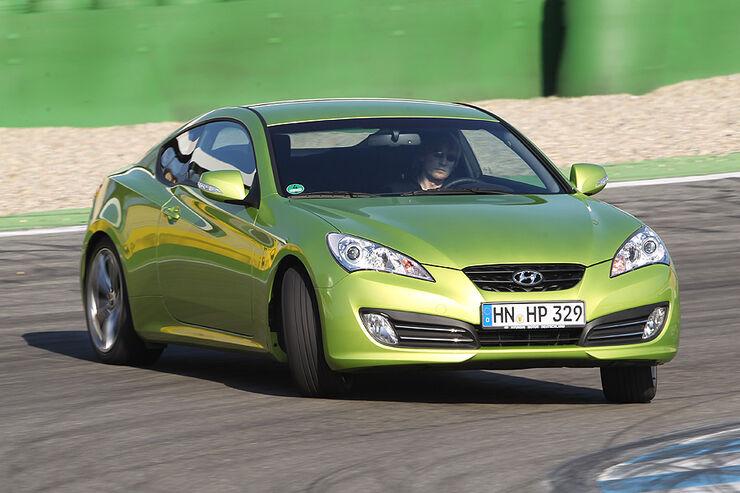 Hyundai Genesis Typ Bh Tests Auto Motor Und Sport