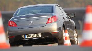 03/11 aumospo06/2011 Peugeot 508 140 HDi
