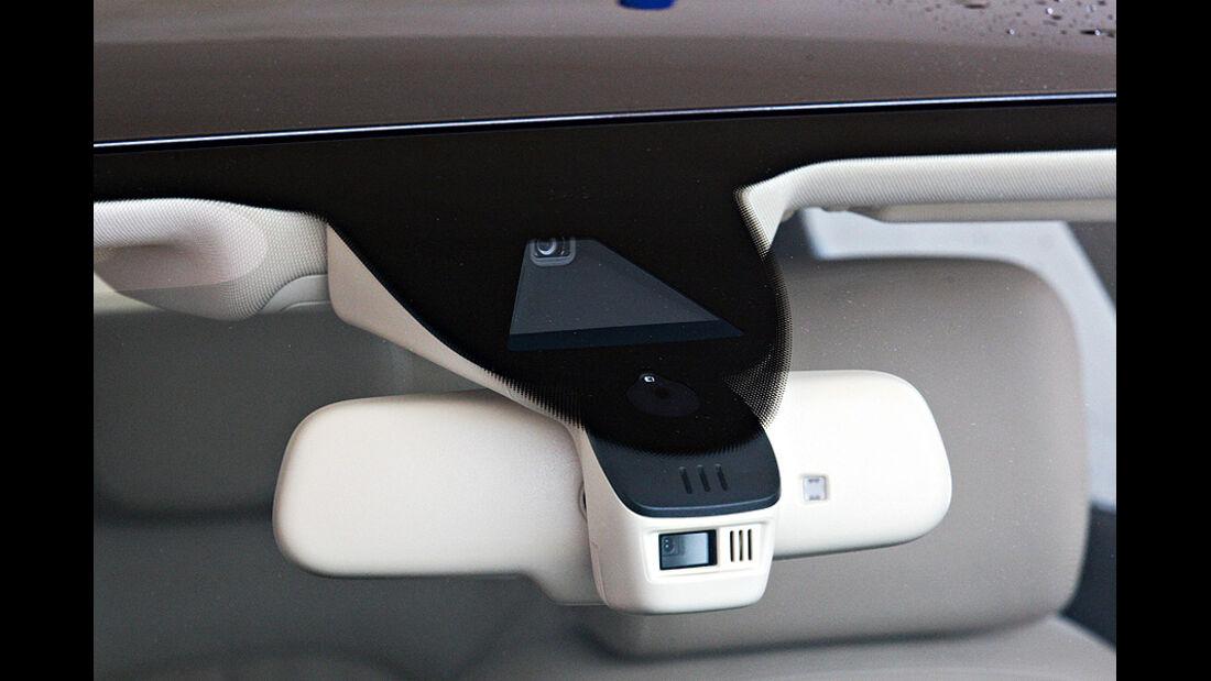 03/2011  Audi A6 3.0 TDI, aumospo 06/2011, Allrad, Innenspiegel, Assistenzsystem