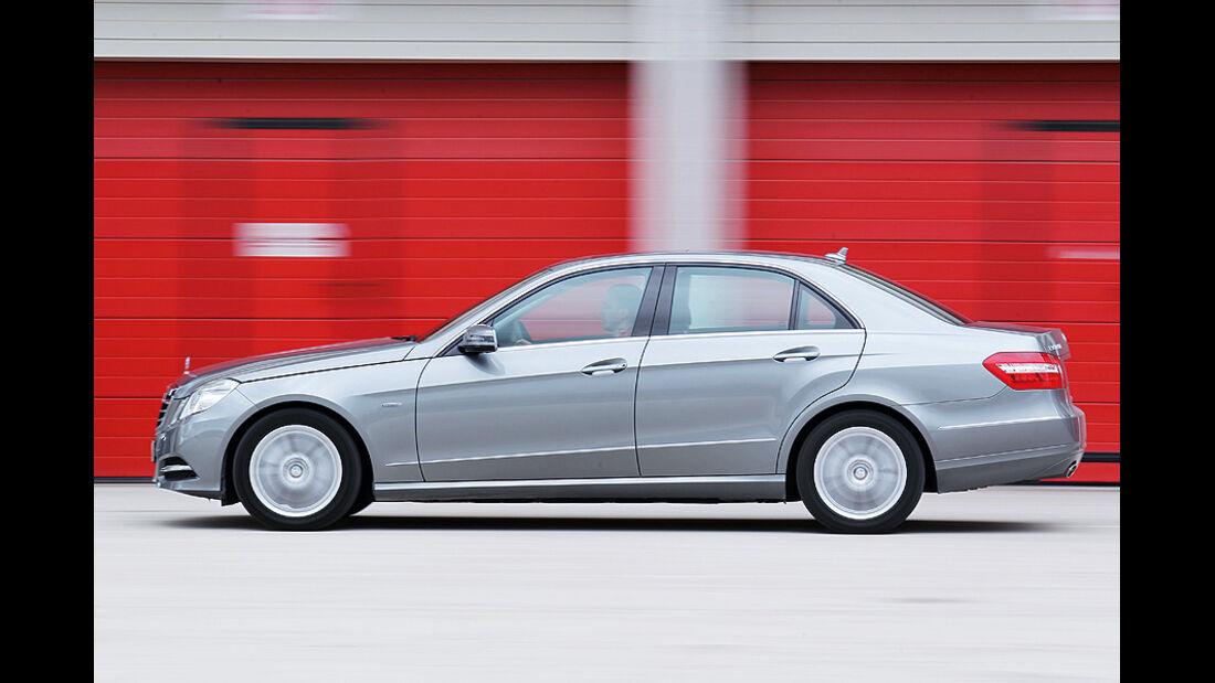 03/2011 Mercedes E 350CDI, aumospo 06/2011, Allrad