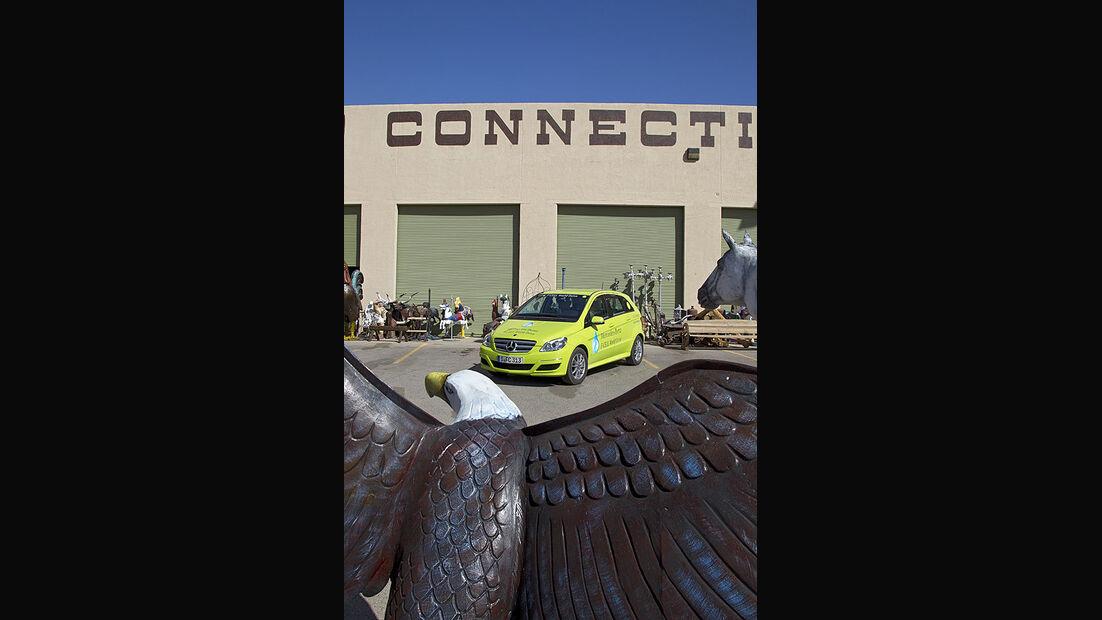 03/2011 Mercedes F-Cell World Drive, 17. Etappe