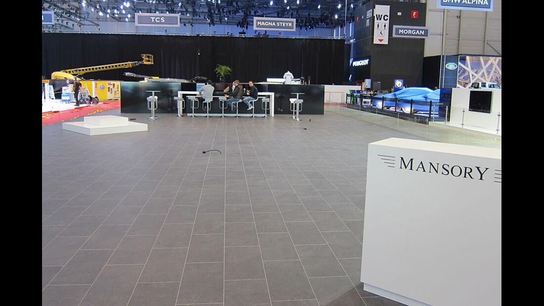 03/2012, Messerundgang Genf 2012 Markus Stier Preview