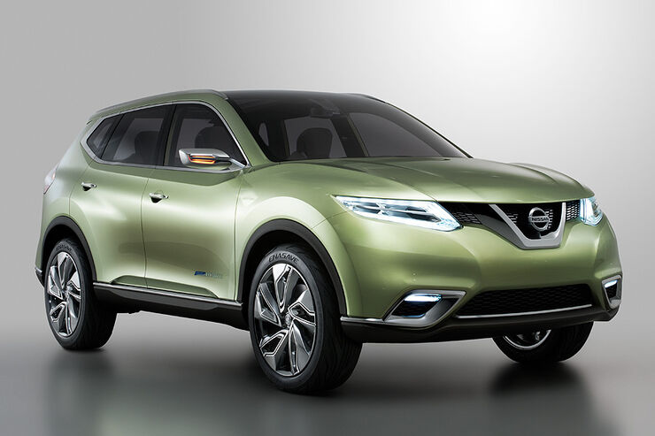 03/2012, Nissan HiCross Concept Genf