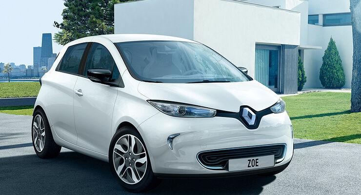 03/2012, Renault Zoe Elektroauto Genf
