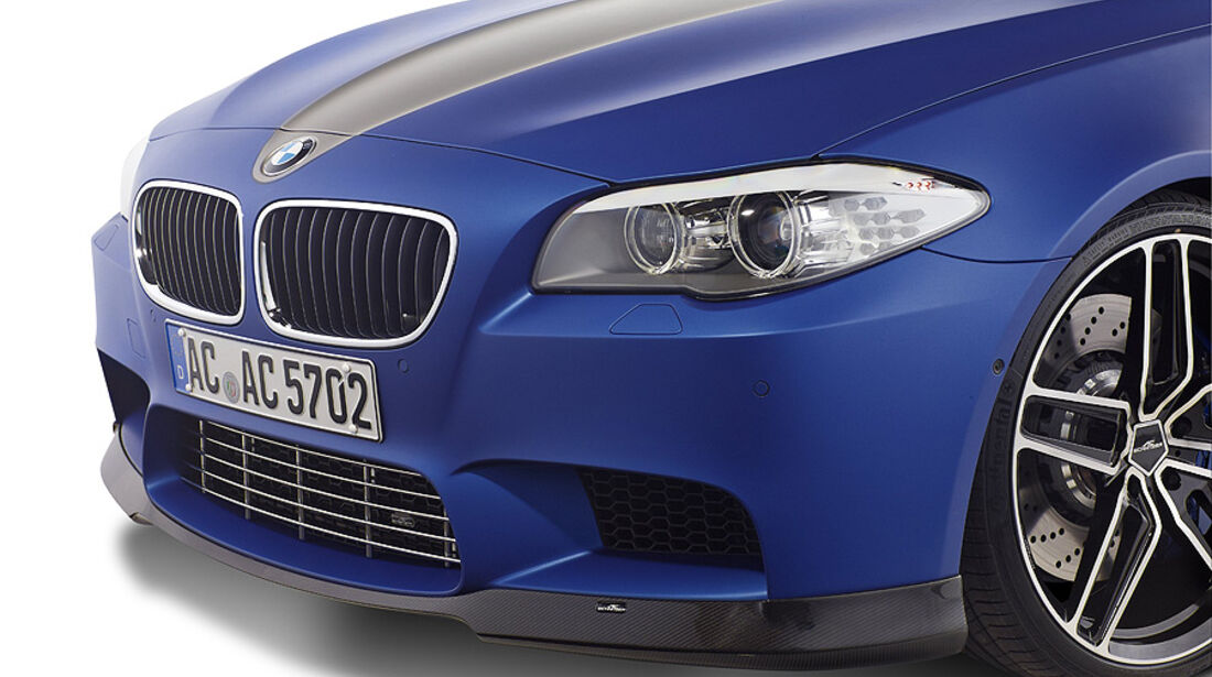 03/2012, Schnitzer BMW 5er M5 ACS 5 Genf, Front