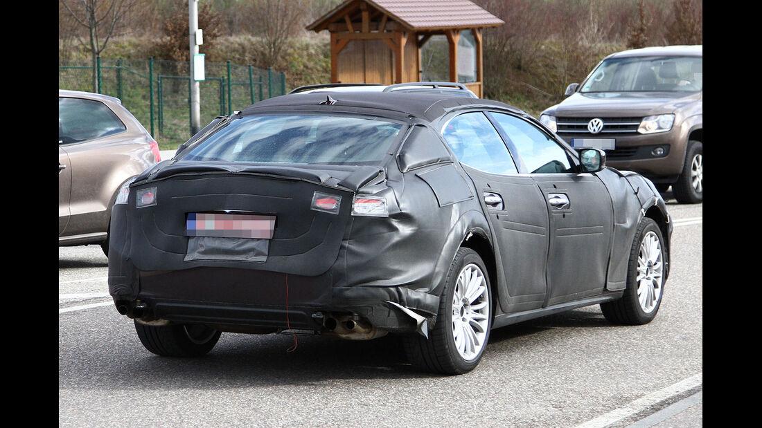 03/2013, Maserati Ghibli Erlkönig