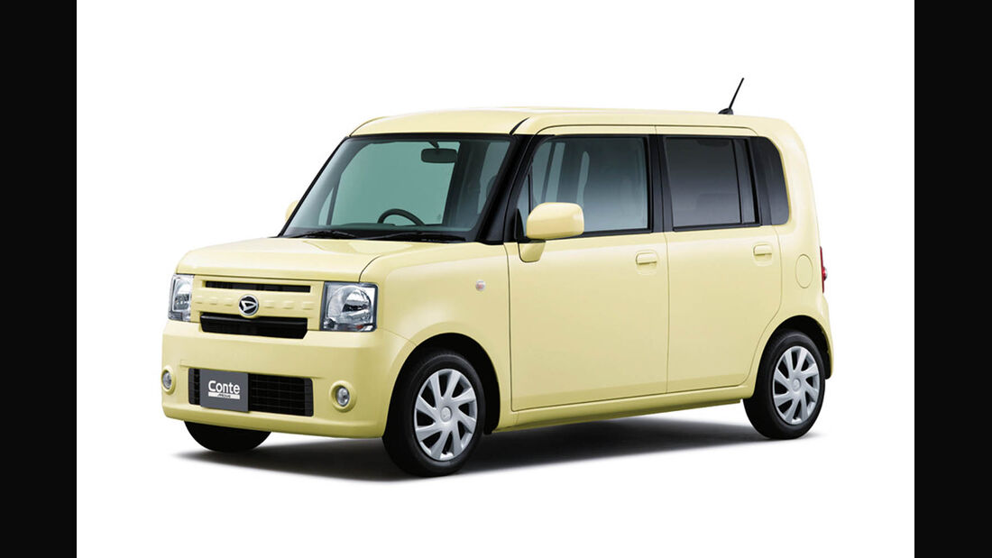 03/2014, Daihatsu Move Conte Japan