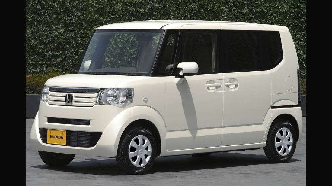 03/2014, Honda N-BOX Japan
