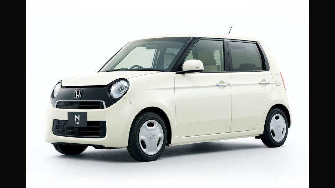 03/2014, Honda N-One Japan