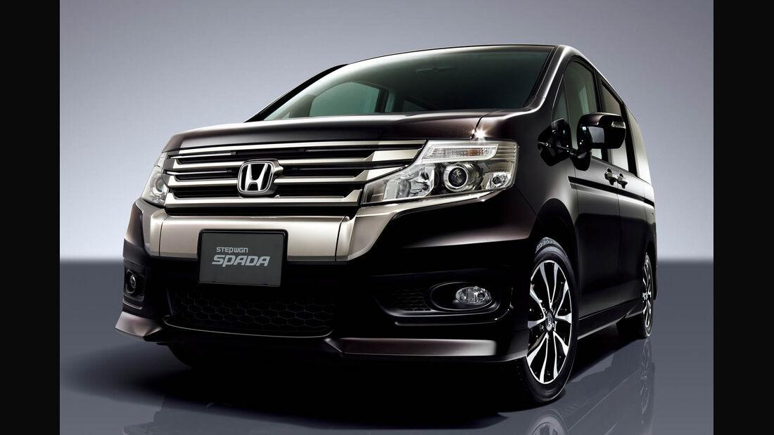 03/2014, Honda StepWGN Japan