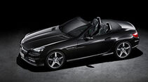 03/2014, Mercedes SLK CarbonLOOK Edition Genf
