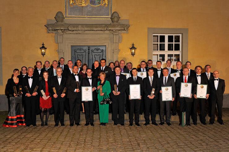03/2014 -Motor Klassik Award, Preisträger, mokla 0314
