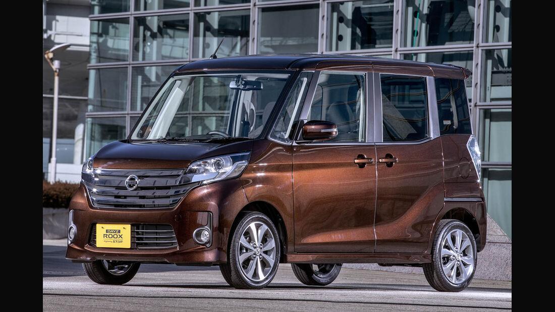 03/2014, Nissan Dayz Japan