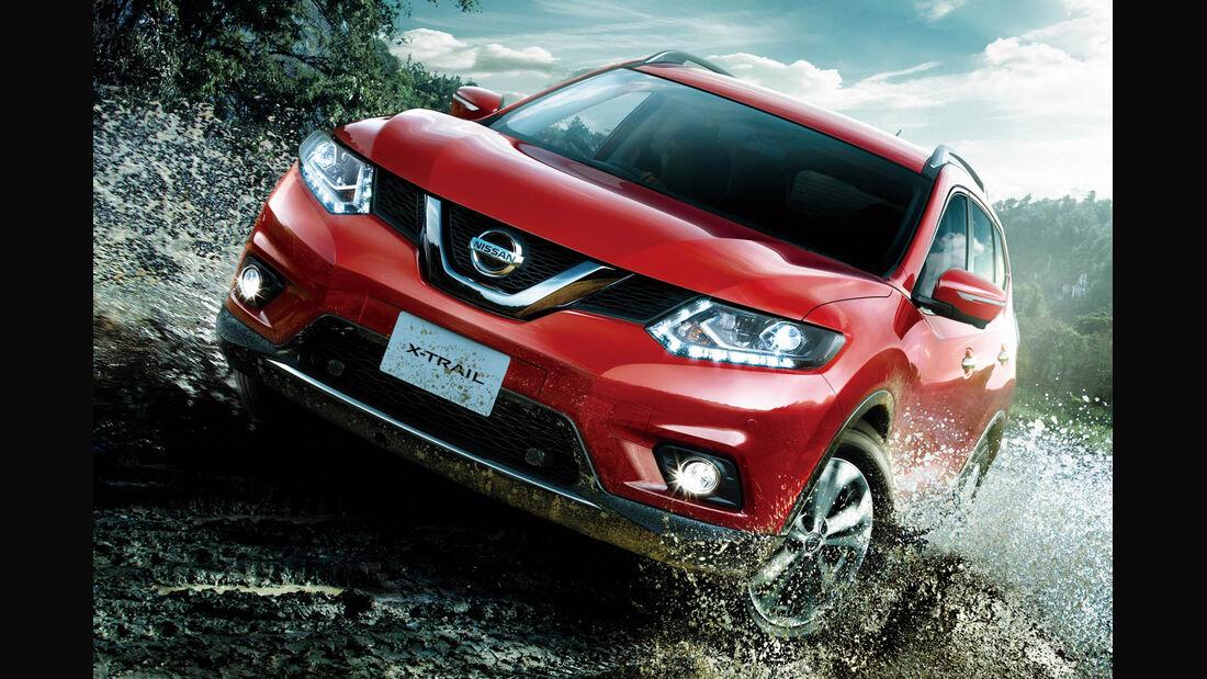 03/2014, Nissan X-Trail Japan Japan