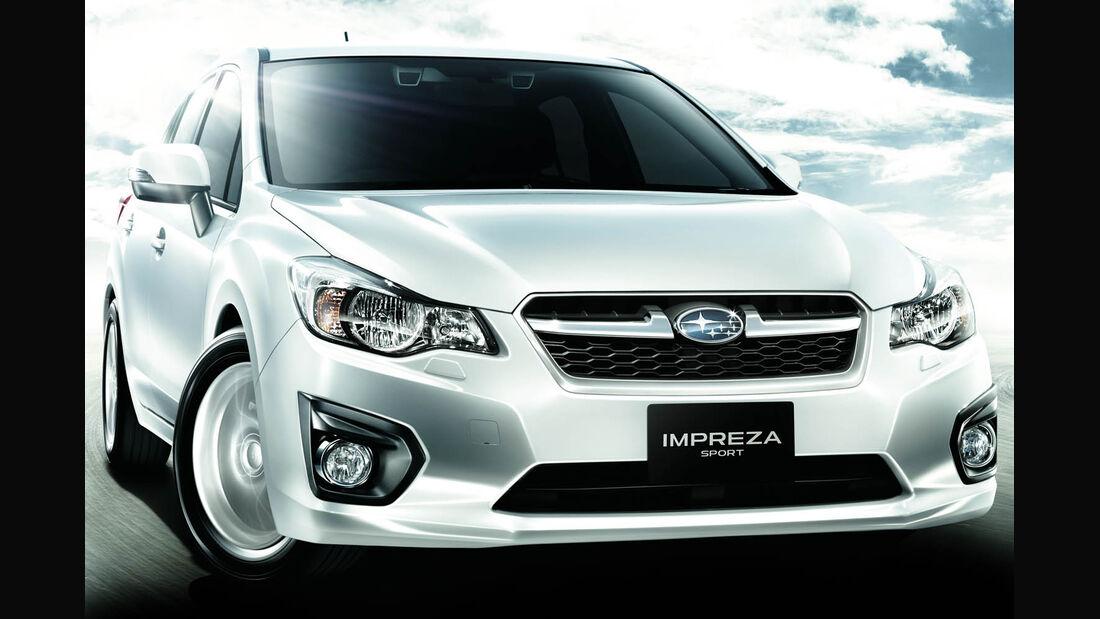 03/2014, Subaru Impreza Japan