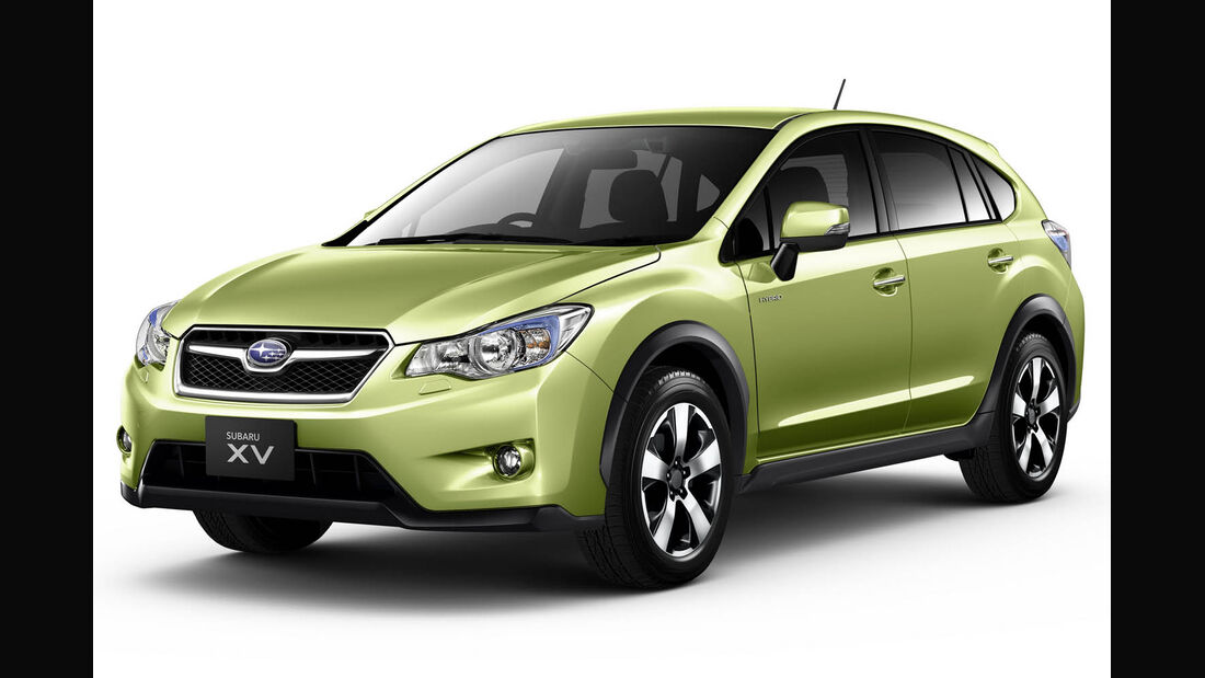 03/2014, Subaru XV Japan